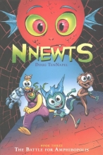 TenNapel, Doug The Battle for Amphibopolis (Nnewts #3)