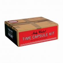 Warhol, Andy Andy Warhol Time Capsule Kit