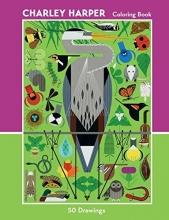 Charley Harper 50 Drawings Coloring Book