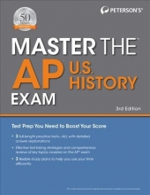 Peterson`s Master the AP U.S. History Exam