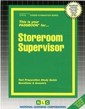 Rudman, Jack Storeroom Supervisor