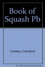 Crawford Lindsey Book of Squash Pb