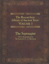 The Researcher`s Library of Ancient Texts, Volume 3