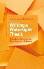 Mike (University of Hull UK) Bottery,   Nigel (University of Hull UK) Wright Writing a Watertight Thesis