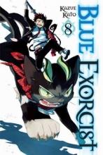 Kato, Kazue Blue Exorcist 8