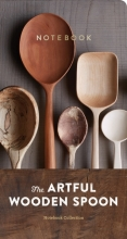 Vogel, Joshua The Artful Wooden Spoon Notebook Collection
