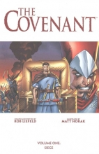 Liefeld, Rob The Covenant 1