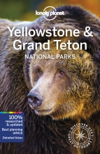 , Lonely Planet National Parks Yellowstone & Grand Teton