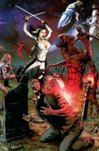 Shand, Pat,   Brownfield, Troy Grimm Fairy Tales Presents Zombies & Demons