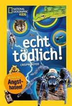 Boyer, Crispin National Geographic KiDS: echt tödlich!