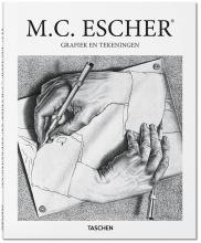 .  Escher M.C. Escher Grafiek en Tekeningen (Basismonografie)
