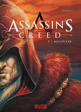 Corbeyran, Eric Assassin`s Creed 03