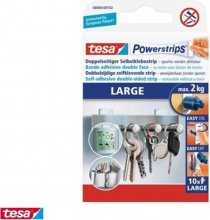 , Dubbelzijdige powerstrip Tesa large 2kg