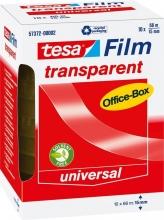 , Plakband Tesa film 15mmx66m transparant
