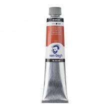 , Talens van gogh olieverf tube 200 ml. cadmiumrood licht 303
