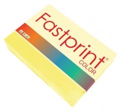 , Kopieerpapier Fastprint A4 160gr zwavelgeel 250vel