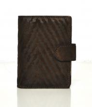Pm214dx01 , Succes agendaomslag mini dexter bruin 15mm