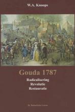 W.A. Knoops , Gouda 1787