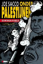 Joe  Sacco Onder Palestijnen