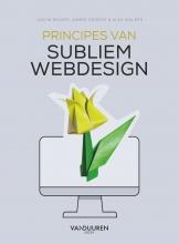Alex Walker Jason Beaird  James George, Principes van subliem webdesign
