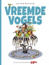 Jan Dirk Barreveld , Vreemde Vogels