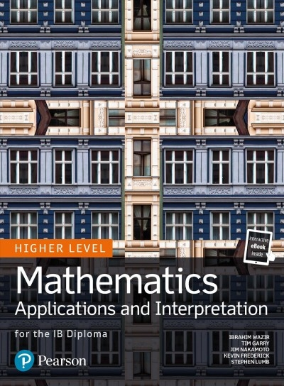 ,Pearson Baccalaureate Mathematics: R2 HL bundle