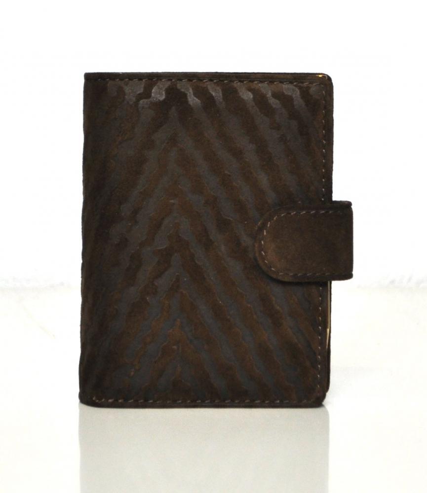 Pm214dx01,Succes agendaomslag mini dexter bruin 15mm