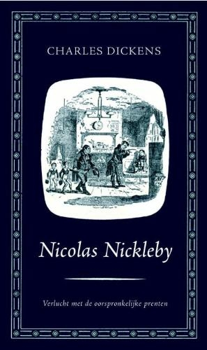 Charles Dickens,Nicolas Nickleby