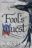 Robin Hobb, Fool's Quest