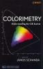 Janos Schanda, Colorimetry