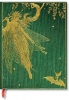 ,<b>Paperblanks notitieboek ultra blanco langs` olive fairy</b>