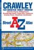 A-Z maps, Crawley A-Z Street Atlas
