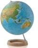 , Globe Wereldbol Atmosphere 30cm Met Verlichting