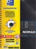 ,<b>Spiraalblok Oxford Notes Nomadboek A4 4-gaats gelinieerd ass</b>