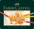 <b>Fc-110024</b>,Faber-castell kleurpotloden polychromos 24 st