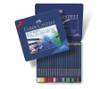 , aquarelpotlood Faber Castell Art Grip etui a 24 stuks