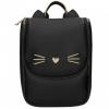 ,<b>Topmodel rugzak kat zwart cat</b>