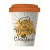 <b>Bcp229</b>,Bamboocup coffee good morning sunshine