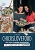Elise  Gruppen, Nina de Bruijn, Chickslovefood - Het daily dinner-kookboek