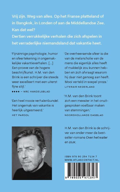 H.M. van den Brink,Het ontbijtbuffet