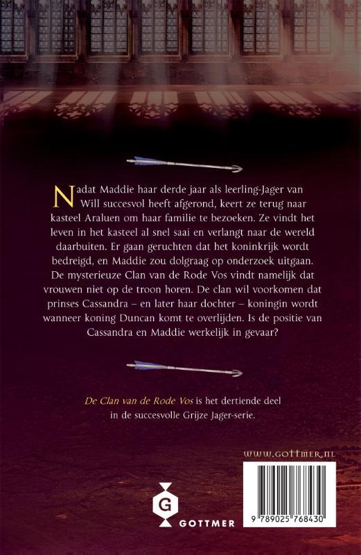 John Flanagan,De clan van de Rode Vos