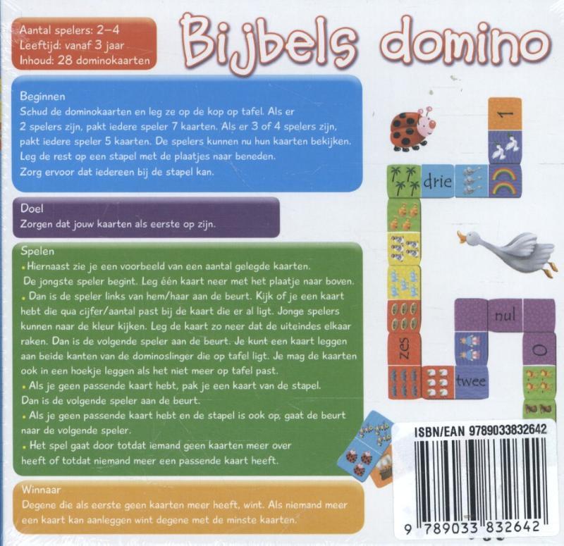 Juliet  David,Bijbels domino