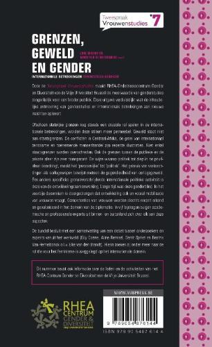 ,Grenzen, geweld en gender
