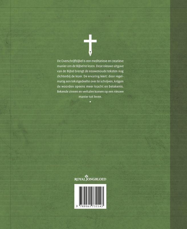 ,Overschrijfbijbel Psalmen