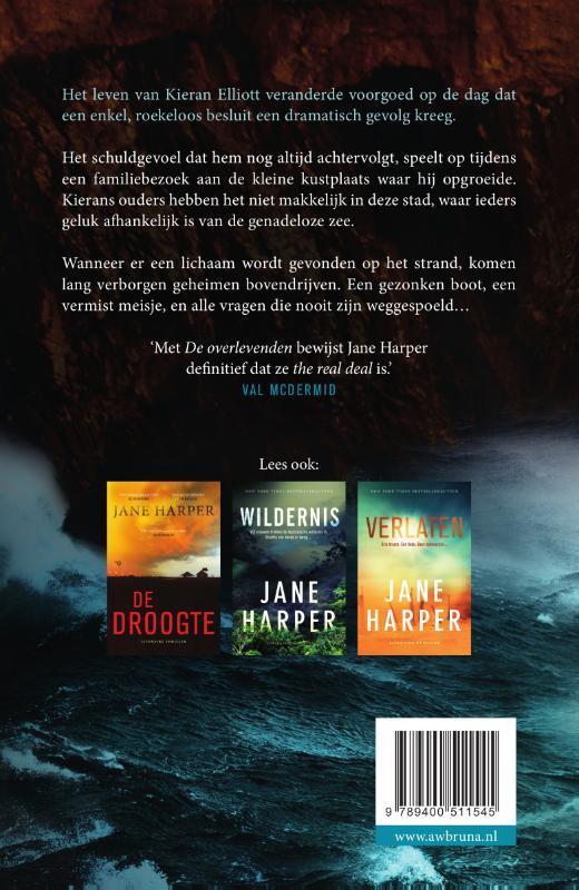 Jane Harper,De overlevenden
