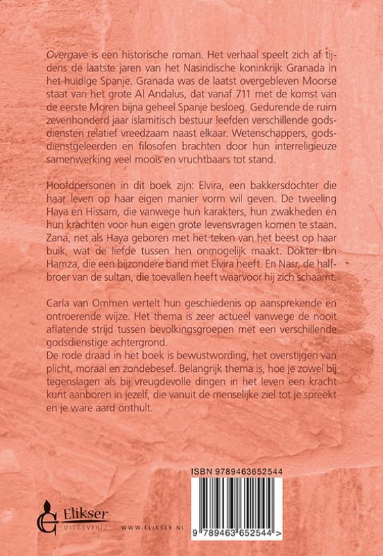 Carla van Ommen,Overgave