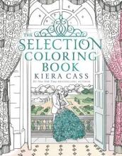 Kiera Cass The Selection Coloring Book