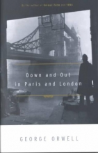 Orwell, George Down and Out in Paris and London