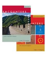 Ning, Cynthia Y. Encounters Student Book 2 Print Bundle