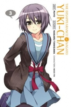 The Disappearance of Nagato Yuki-Chan, Volume 3